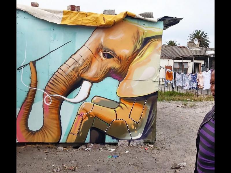 /СНИМКИ/ Да вдъхнеш нов живот на Африка