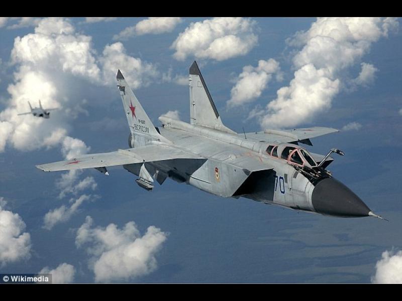 Навик: Руски изтребител прелетя на 15 метра от американски разузнавателен самолет - картинка 1