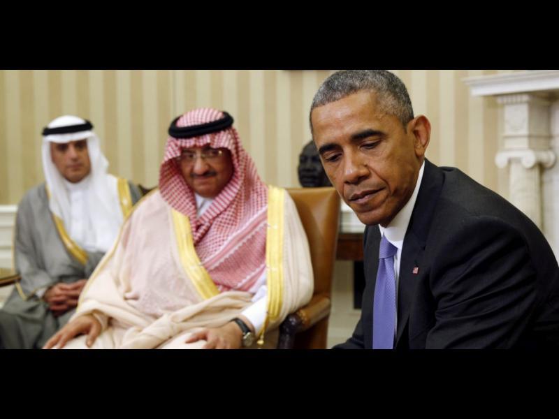 Барак Обама изнася истината за 11-ти Септември - картинка 1
