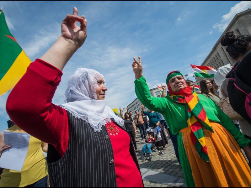 Прага призна сирийските кюрди - картинка 1