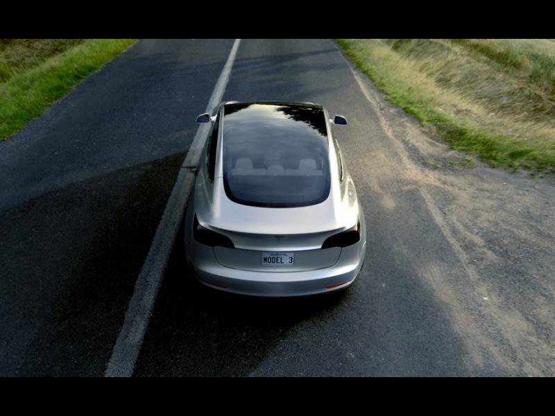 Дочакахме! Tesla представи масовия Model 3 - картинка 2