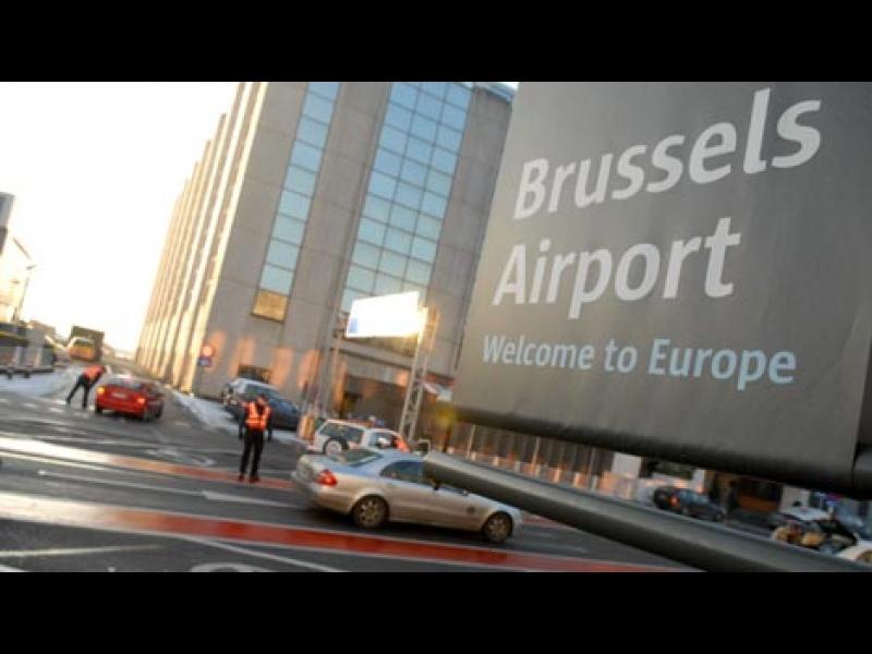 От брюкселското летище Завентем излетяха първите полети - картинка 1