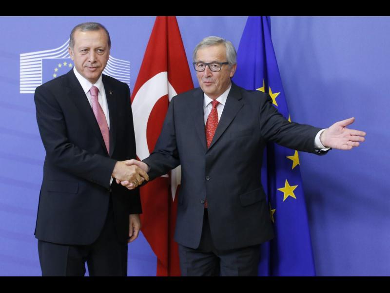 Франкфуртер Алгемайне Цайтунг: При Ердоган Турция направи завой към авторитарно управление - картинка 1