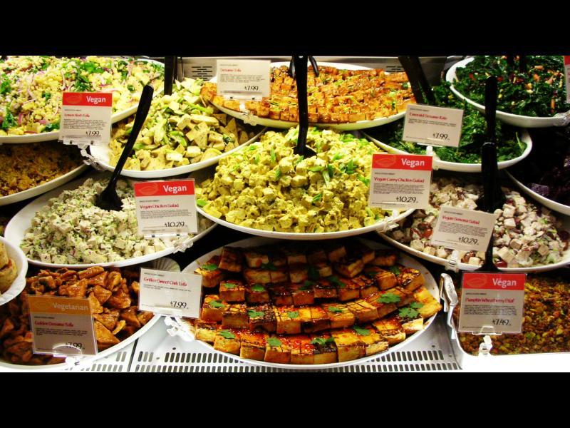 Вредно ли е вегетарианството? - картинка 1