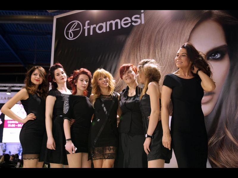 Перфектни прически предизвикаха фурор на 25-тия Фестивал на красотата в Пловдив - картинка 1
