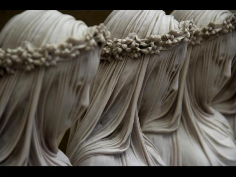 Мистерии около най-известните статуи - картинка 1