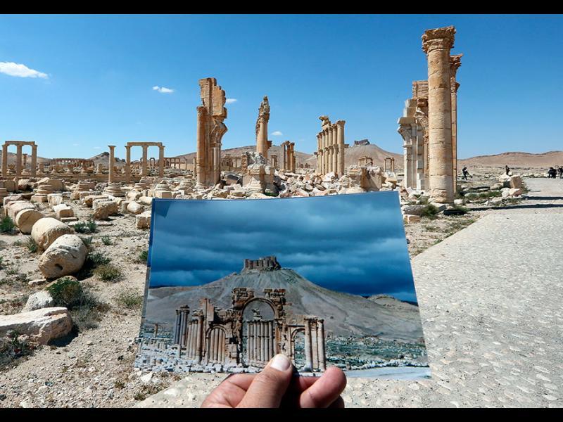 Ще се възстанови ли някога Палмира? - картинка 1