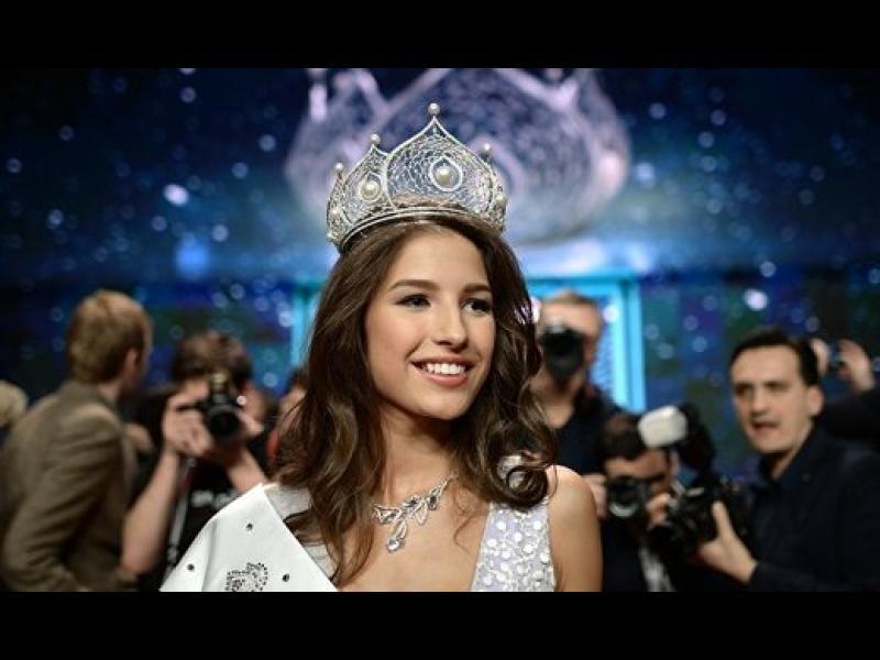 """/ВИДЕО+СНИМКИ/ """"Мис Русия"""" с корона за 1 млн. долара - картинка 1"""