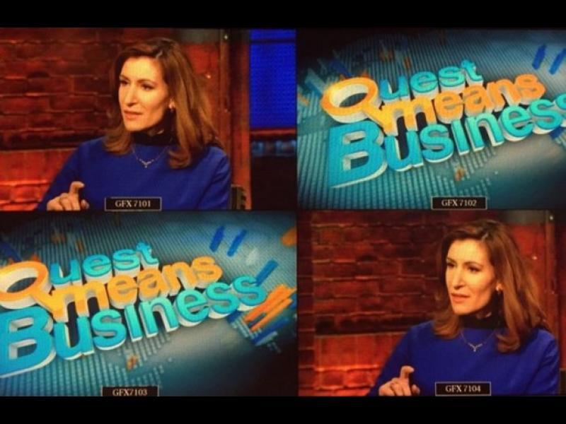 Министър Ангелкова, пропиляхте безценно интервю в CNN!