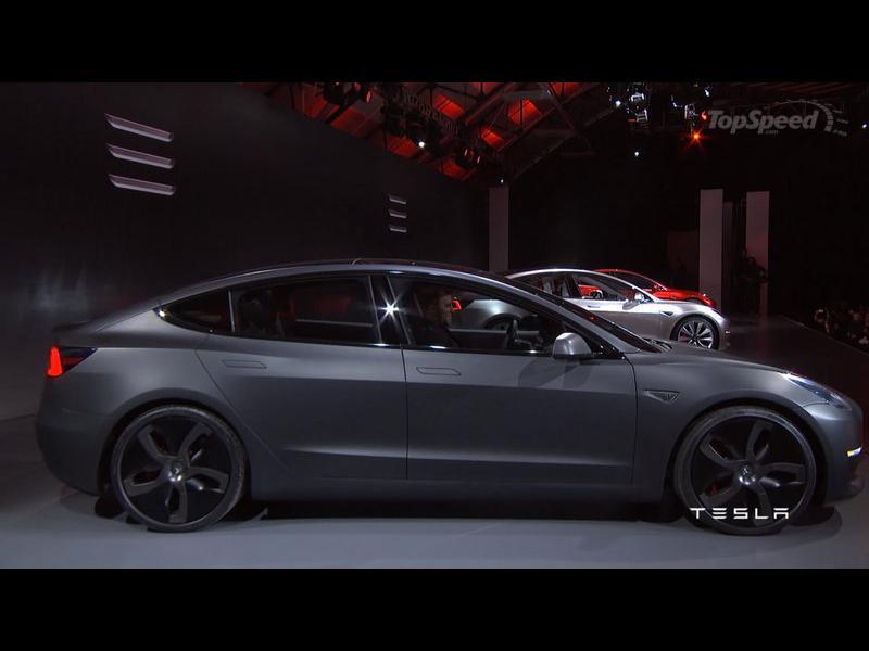 Дочакахме! Tesla представи масовия Model 3 - картинка 4