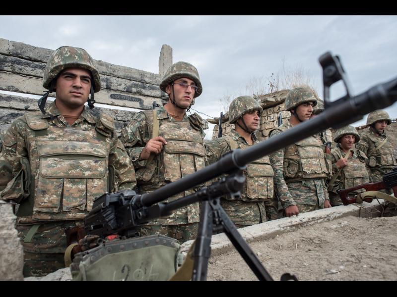 Мобилизация в Армения заради Нагорни Карабах? - картинка 6