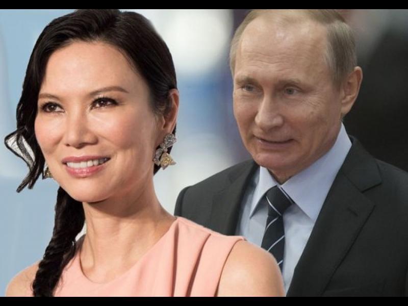 Новата на Путин е бившата на Мърдок? - картинка 1