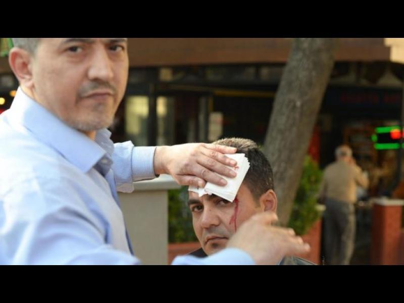 "Бурса: ""Камикадзе"" удари Западна Турция - картинка 1"