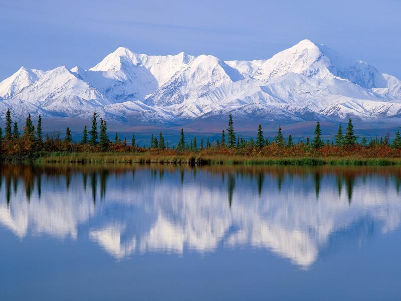 Аляска - кралицата на Севера