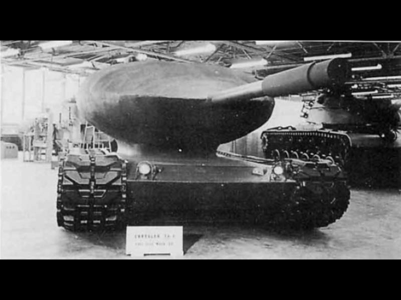 Танк, цепелин или ядрена бомба на колела? - картинка 1