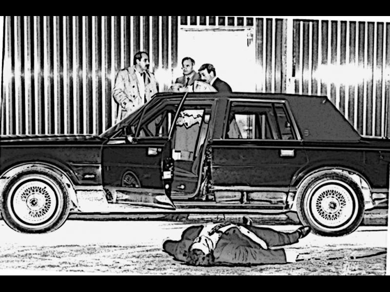 Crime Hour: Смъртта на боса - картинка 1