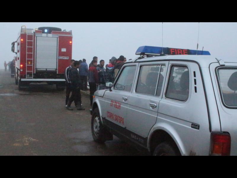 """ИЗВЪНРЕДНО! Двама загинали при взрив в завод """"Арсенал"""" - картинка 1"""