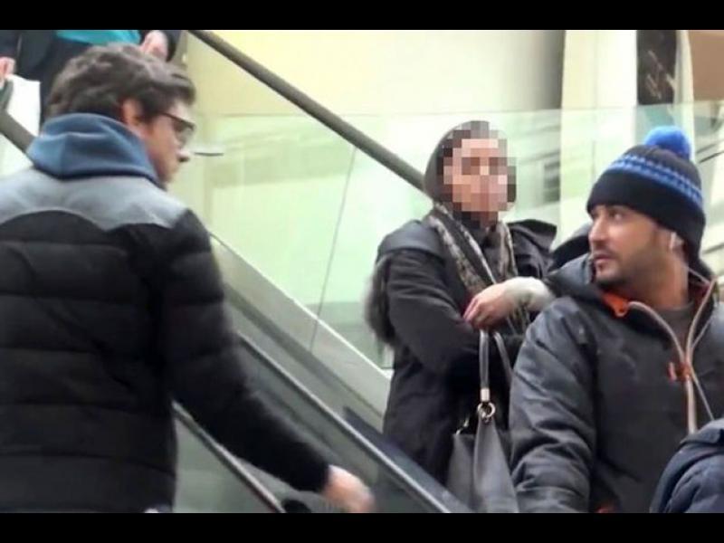 /ВИДЕО/ Смешните реакции на изненаданите мъже