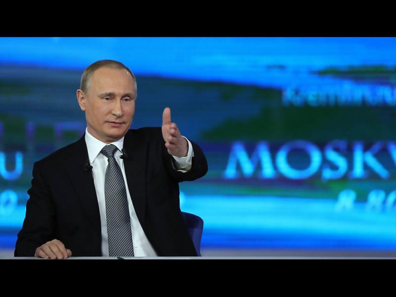Какво се случи с редактора, публикувал критика срещу Путин? - картинка 1