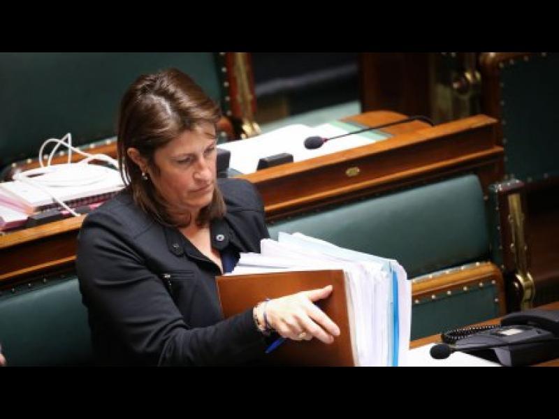 Белгийският министър на транспорта подаде оставка - картинка 1