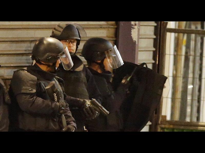 Масови антитерористични учения за Евро 2016 - картинка 1