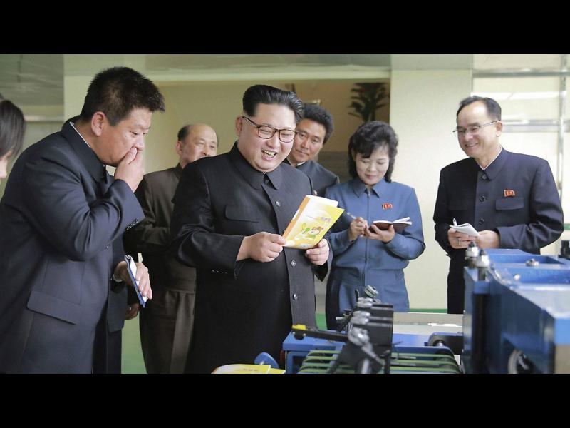 Северна Корея изстреля балистична ракета от подводница - картинка 1