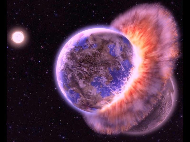 Неизвестна планета може да унищожи земята - картинка 1