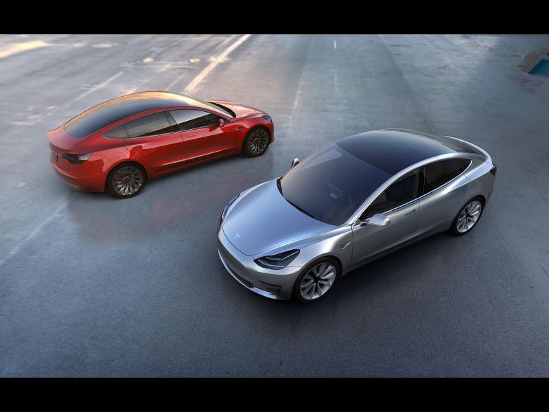 Дочакахме! Tesla представи масовия Model 3 - картинка 3