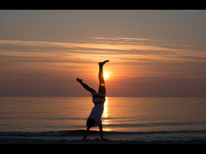 Съвети за плажното масло, живота и младостта - картинка 1