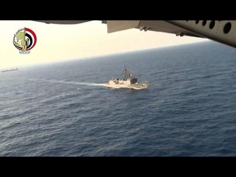 Пилотът на изчезналия египетски самолет съобщил за авария на борда? - картинка 1