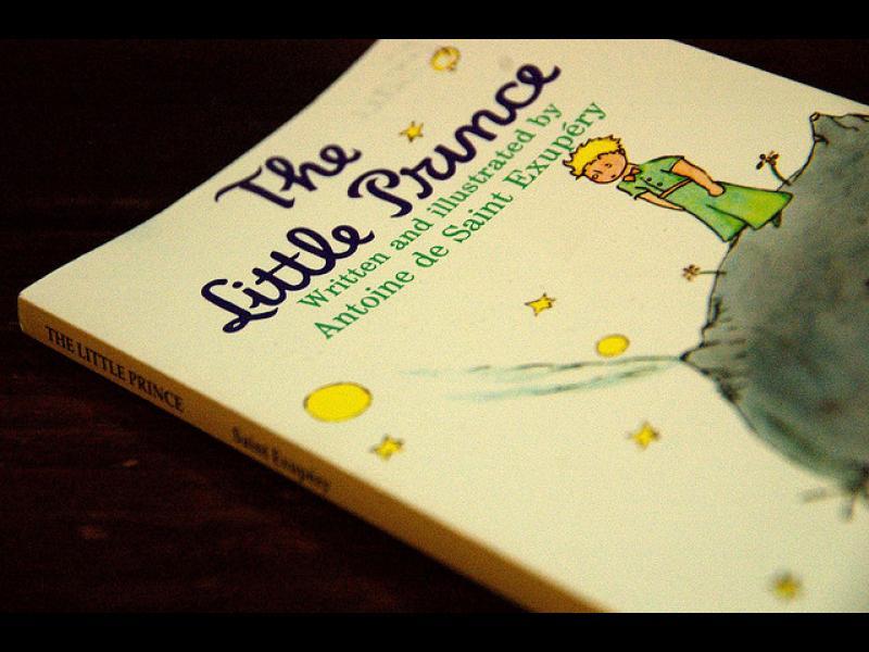 """Вдъхновяващи мисли от """"Малкият принц"""""""