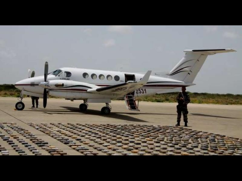 Самолетите на мексикански картел, колкото на международните авиолинии - картинка 1