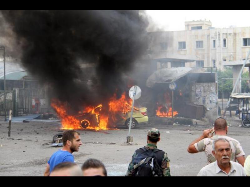 /ИЗВЪНРЕДНО/ Седем експлозии в Сирия, над 100 са загиналите - картинка 1