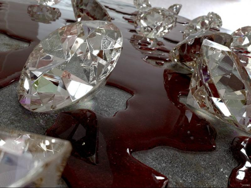 """Регулация за краставици има, но за """"кървавите диаманти"""" не! - картинка 1"""