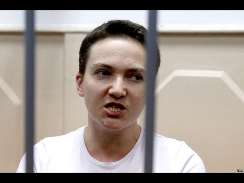 Русия освободи Савченко - картинка 1