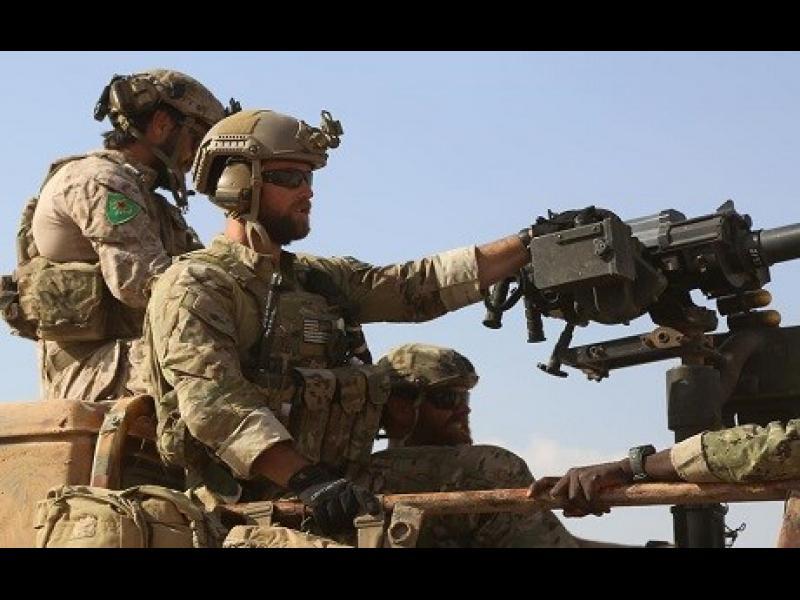 Ердоган бесен на американските военни - снимали се с кюрдски отличителни знаци на униформите - картинка 2