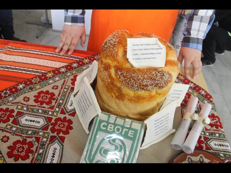 Италиански шеф готвач оцени питките на Фестивала на брашното - картинка 3