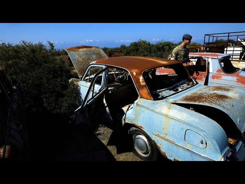 Кипър: Изоставени преди 42 години коли търсят собствениците си - картинка 3