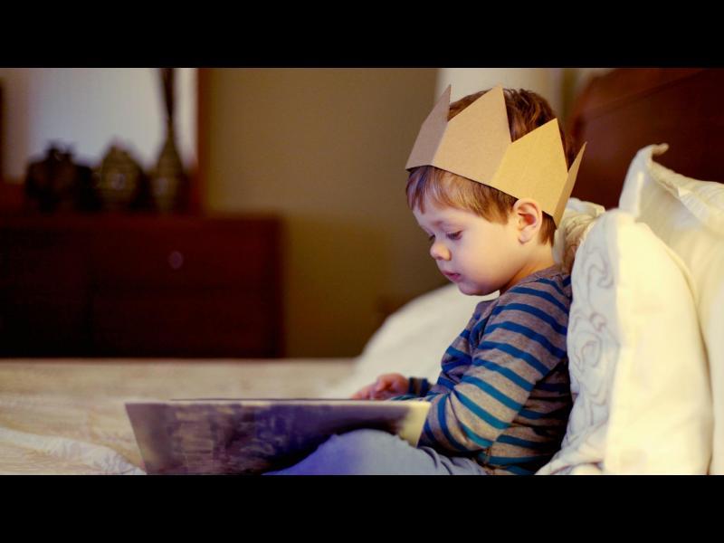 Как детето да заобича книгите