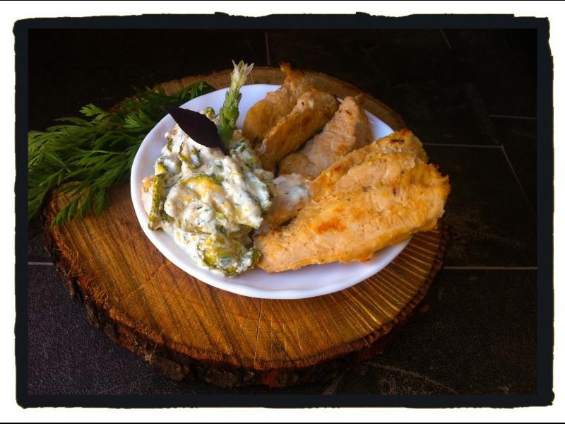 Домашна кухня: Пилешки късчета с пармезан