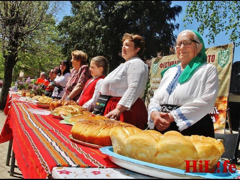 """""""Дядо Йоцо гледа"""" - хит на Фестивала на брашното - картинка 5"""