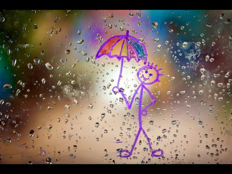 Дъждовните дни по време на път - картинка 1