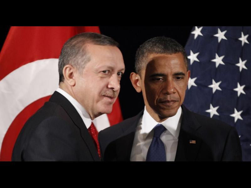 Обама и Ердоган обсъдиха Сирия и Даеш - картинка 1