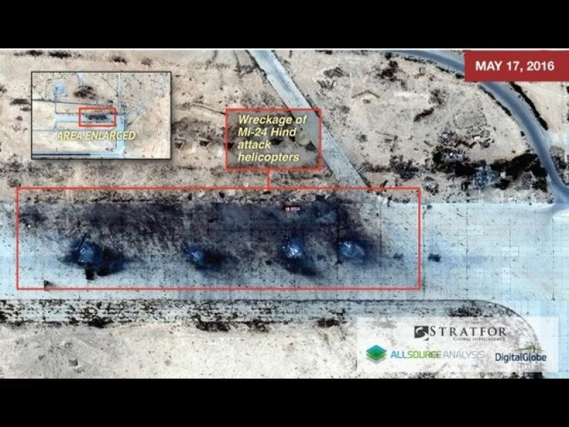 Ислямска държава изпепели цяла руска база - картинка 1