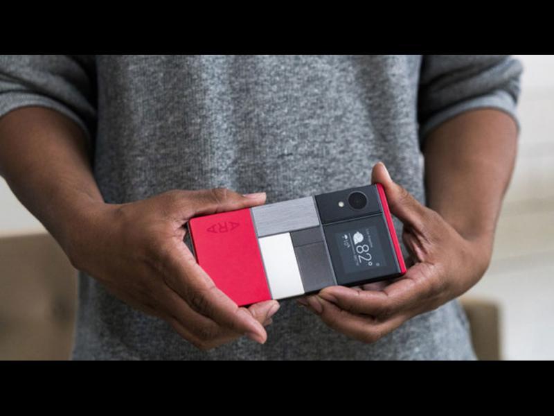 /ВИДЕО/ Google подготвя модулен смартфон - картинка 1