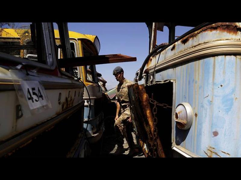 Кипър: Изоставени преди 42 години коли търсят собствениците си - картинка 2