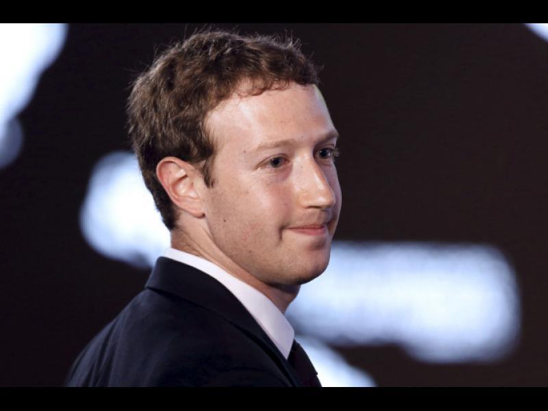 Зукърбърг забогатял с 18 млрд. долара за година - картинка 1