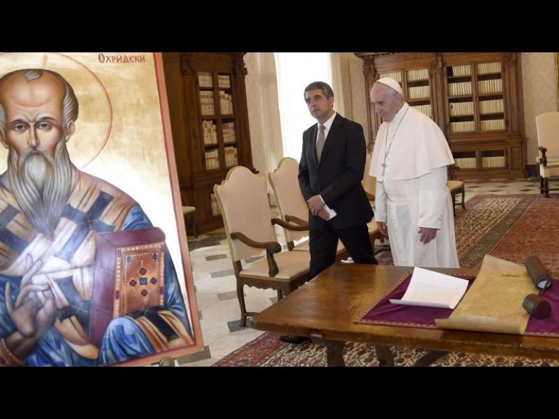 Папата разкритикува Запада - картинка 1