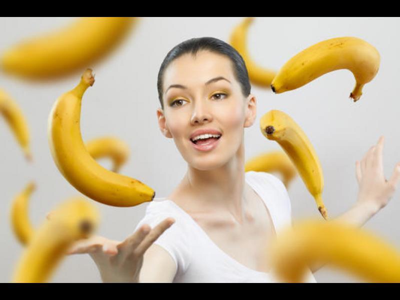 Бананите са полезни за зрението - картинка 1