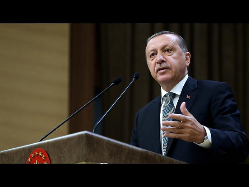 """""""Всеки по пътя си"""", заповяда Ердоган на Европа - картинка 1"""